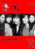 韓国ドラマ公式ガイドブック 赤と黒