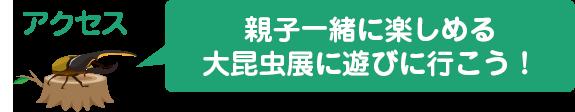 アクセス 夏休みは、親子一緒に色々楽しめる東京スカイツリータウン®に遊びに行こう!
