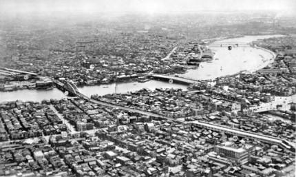 隅田川(両国周辺)|Sumida River