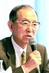 日中首脳会談の早期実現を 丹羽宇一郎氏が講演