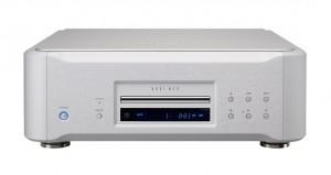 エソテリックがSACD/CDプレーヤー「K-01X」「K-03X」  DSD対応USB DAC機能搭載 画像1