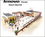 無線LAN完備!由比ヶ浜の新スタイルの海の家「Lenovo House Beach Marche」 画像1