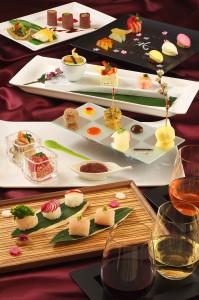 画像:TDS「ホテルミラコスタ」で女子会♪ 魅惑のデザートを堪能できるランチメニュー