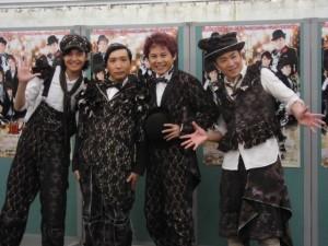 画像:屋良朝幸、主演舞台の再演に意欲  「前作とは変化のある新しい作品に」