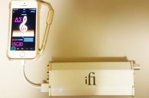 画像:iOSデバイスでDSD11.2MHzのDoPネイティブ再生
