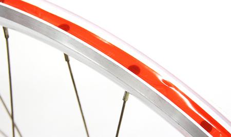 自転車の 自転車 バルブライト 仏式 : 仏式バルブのチューブを使用 ...