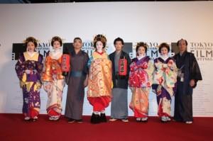 画像:安達祐実、花魁姿でレッドカーペットに 嵐が東京国際映画祭のスペシャルアンバサダーに