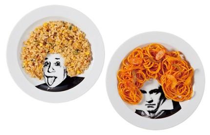 芸術の秋と食欲の秋をまとめてしまうオモシロ食器たち! 画像1