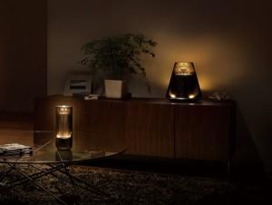 """画像:ヤマハが""""ライティングオーディオシステム""""「LSX-70」「LSX-170」 音と光を融合"""