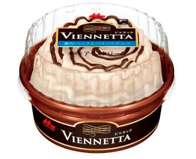 新しくなったバニラ味  「ビエネッタカップバニラ」 画像1
