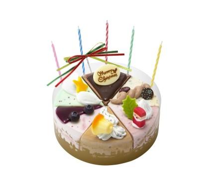 """""""サーティワンLOVE!""""がテーマ  いろんな味が楽しめる「サーティワン アイスクリームケーキ」 画像1"""