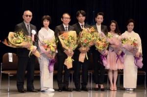 画像:宮沢りえ「この場に立てるのは吉田大八監督のおかげ」 宮沢、富司純子らに「山路ふみ子映画賞」