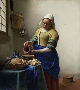 芸術の秋×食欲の秋 「牛乳を注ぐ女」は何を作っているのか、てきな研究 画像1