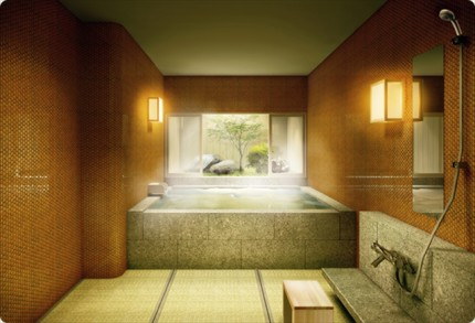 冬でもあったか、とにかく斬新!「畳風呂」のある温泉宿5選 画像1