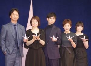 画像:高良健吾、ラブシーンの感想は「パッション」 相手役の石田ゆり子は「少女のような方」