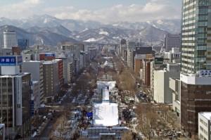 画像:巨大雪像が圧巻!北国の冬の祭典「さっぽろ雪まつり」