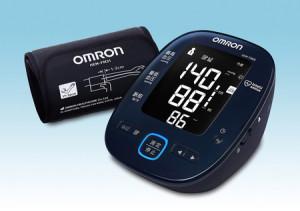 画像:オムロン 上腕式血圧計 HEM-7280C -2月6日発売-