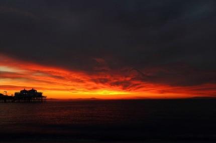 """【絶景】日々表情を変える空に癒される、旅を彩る""""LAの夕日"""" 5選 画像1"""