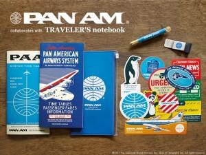 画像:【3/13発売】旅好き必見!パンナム航空のコラボ文房具が可愛すぎる