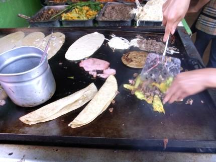 [보관판]멕시코 요리의 진수는 노상에 있어. 음식 포장 마차 음식 12개!화상 1