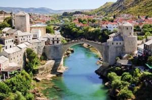 画像:【世界遺産】大切な何かを教えてくれる町「平和の橋」が見守るモスタル