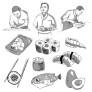 日本人も知っておきたい!海外向け「お寿司の食べ方十ヶ条」 画像1