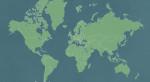 地図の嘘!?本当は全然違う世界地図と実際の国の大きさ 画像1