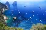 레몬의 향기에 이끌리는 여행, 이탈리아의 낙원 카프리 섬 화상 1