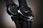 世界初となるレザー文字盤を装備した腕時計 「ナイトシリーズ」発表 画像1
