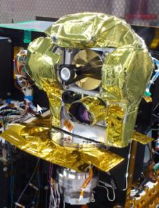 SOCRATES衛星に組み込まれたSOTA