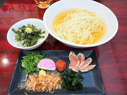 【大阪】食欲がいまいちの日は「ひんやりラーメン」で元気回復! 画像1