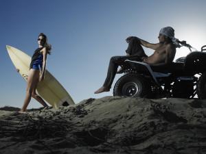 2人乗りで渋滞にはまらず海に行きたい!  イマドキ女子の夏バイク事情 画像1