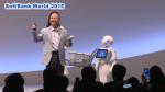 정보 혁명의 성장 분야는 스마트 로봇 SoftBank World 2015