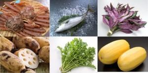 石川県産食材