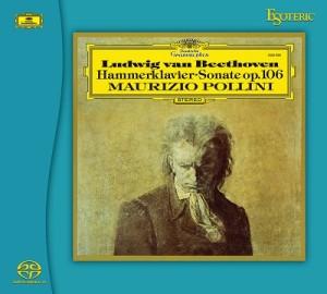 """SACD盤で「ベートーヴェン:ピアノ・ソナタ28番&29番」と「シュトラウス・コンサート」  エソテリック""""名盤復刻""""シリーズで登場 画像1"""