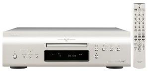 デノンが上級11シリーズを投入 ハイレゾ対応USB入力付きSACD/CDプレーヤー「DCD-SX11」発売 画像1