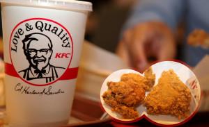 画像:ザクザクの新食感は揚げて焼く!?  秋の新作KFC焼きフライドチキン