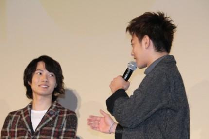 神木隆之介(左)と佐藤健