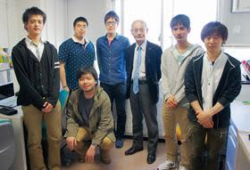 ノーベル科学賞・吉野さん、室工大で過去に2度講演 画像1