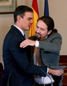 スペイン左派2党、連立向け合意 他勢力と協議へ 画像1