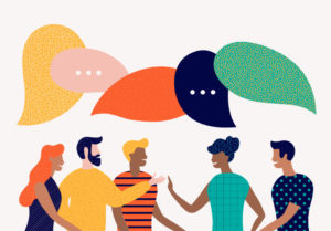 画像:コミュニケ―ションと羞恥心を調査 SNSが普及するほど直接対話は減少