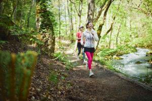 画像:地道に健康を考える旅 早朝の奥入瀬渓流を歩こう